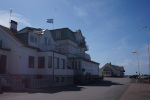Cute hotel in Mölle, not that we stayed there.